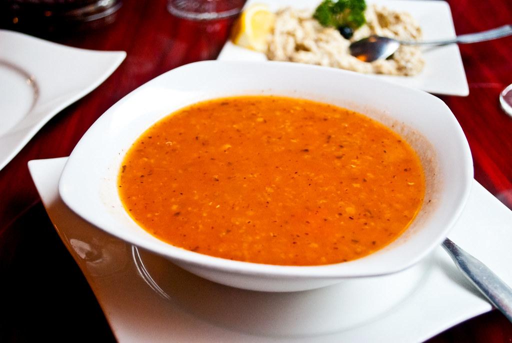 365-365 Red Lentil Soup