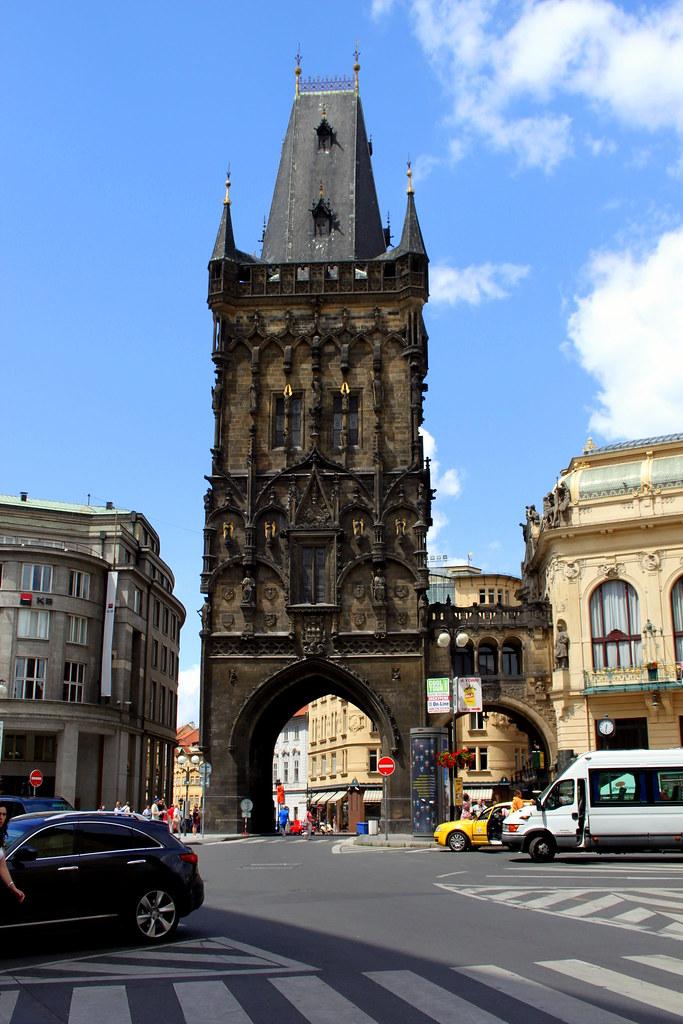 Exploring Prague