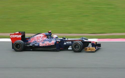 Daniel Ricciardo, Toro RossoSTR7