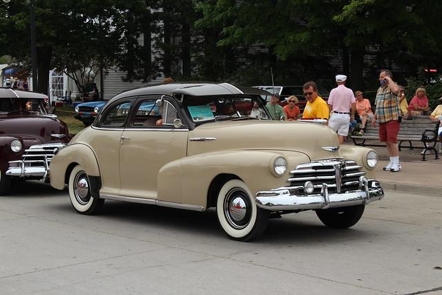 1948 chevrolet stylemaster 2 door club coupe flickr for 1948 chevy 2 door