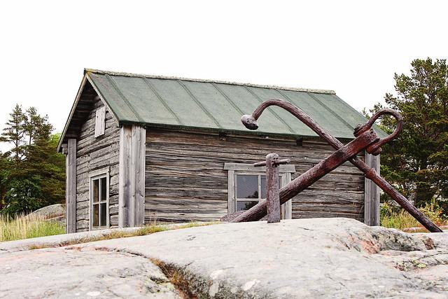 shack plus anchor