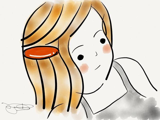 Drawn Using LunaTik Alloy Touch Pen On Paper iPad App
