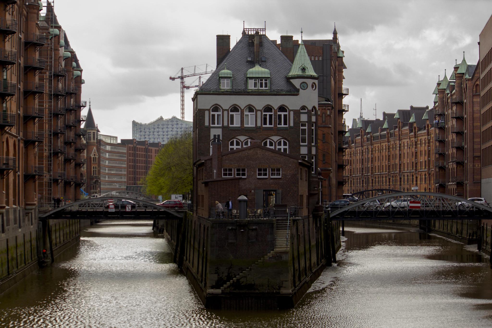 speichestadt canal close up flickr photo sharing. Black Bedroom Furniture Sets. Home Design Ideas