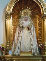 Nuestra Señora de las Lagrimas y Desamparo