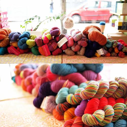 L' OisiveThé Cécile Balladino Crochet Tricot