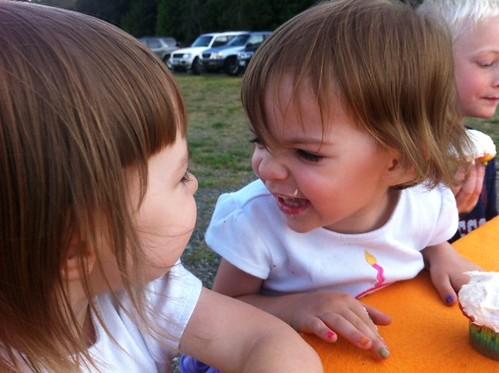 Sisters Birthday