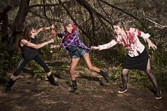 nerdy girlz zombie hunters 06