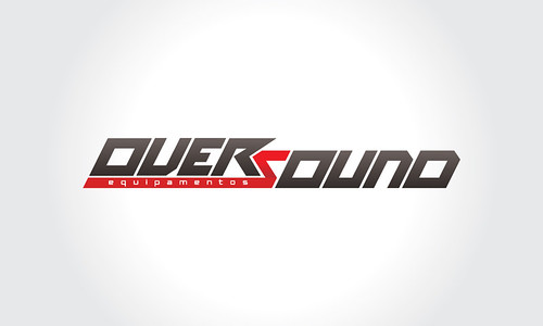 Logo - Oversound by chambe.com.br