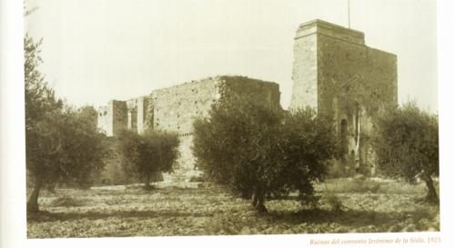 Monasterio Jerónimo de la Sisla en 1925