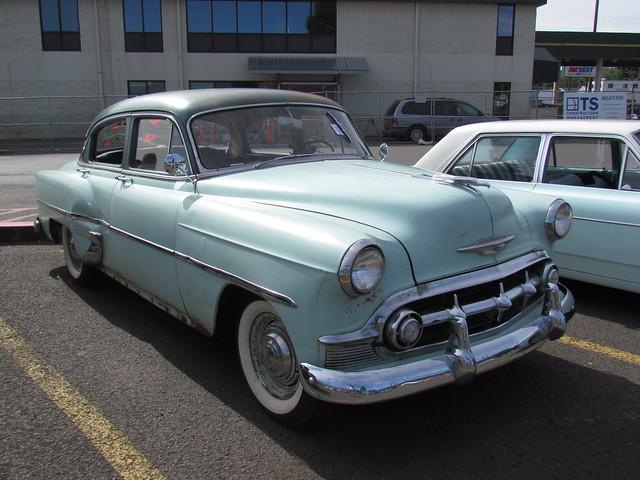 1953 chevrolet 4 door sedan flickr photo sharing for 1953 chevy 4 door