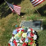 Mon, 09/07/2012 - 12:46am - Scott Joplin's grave at St. Michael's Cemetery in Queens.
