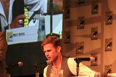 Matt Davis from CW's Cult