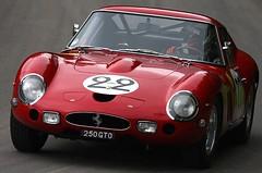 race car, automobile, vehicle, ferrari 250, ferrari 250 gto, ferrari s.p.a., antique car, land vehicle, sports car,