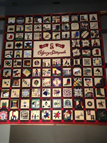 2012 Centennial Quilt