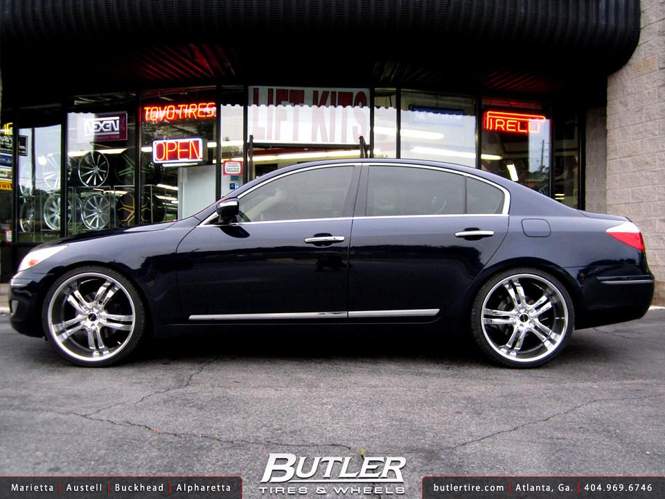 Hyundai equus elite