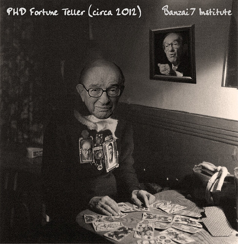 PHD FORTUNE TELLER by Colonel Flick