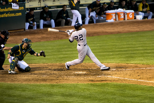 Cano strikes out | by Alex Shamis