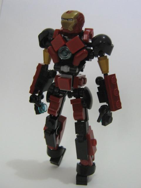 lego iron man mark 23 - photo #8