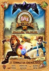 Max Maceraları 2: Krallığa Yolculuk (2012)