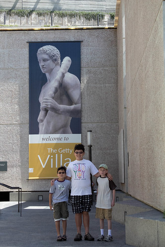 Welcome to the Getty Villa