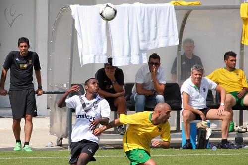 Pré-época: Vitória 2-1 Paços de Ferreira