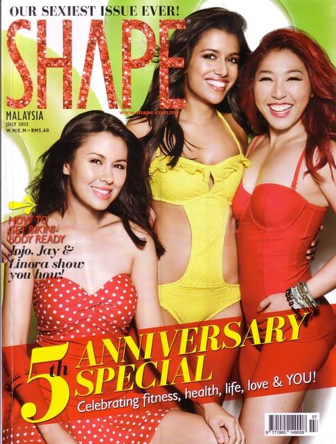 Shape Malaysia July 2012 Issue