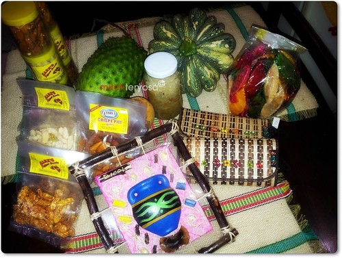 Goodies from Bicol
