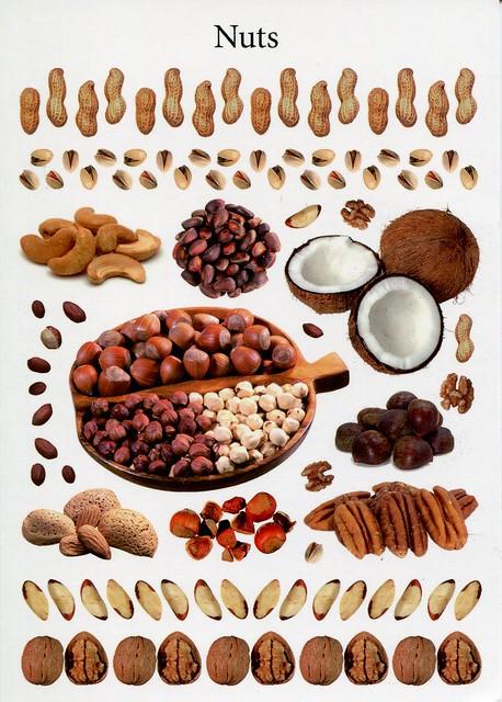 Ням-нямки :))) Nuts