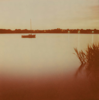 White Rock Lake - Impossible Project PX-680 V4B