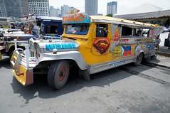 Manila-Colorful Jeepney's - 44