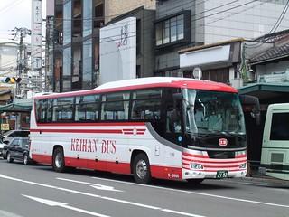京阪バス 京都定期観光