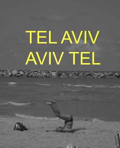 TEL AVIV AVIV TEL by TheLostSociety
