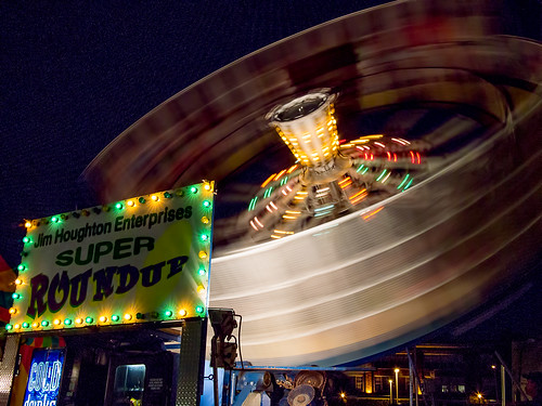 Kennett Carnival: The Super Roundup Night of Terror