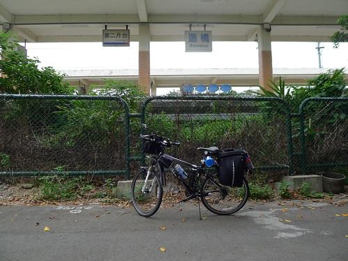 貓頭鷹號@造橋後火車站