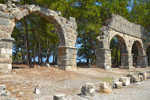 Ancient Aquaduct at Phaselis