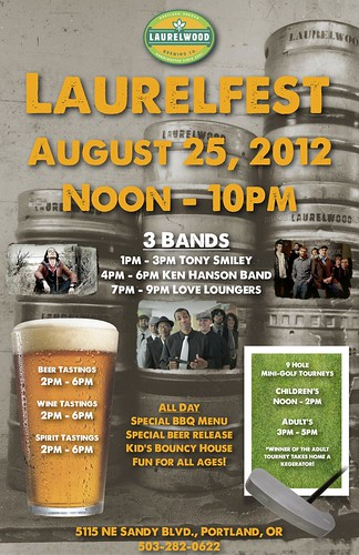 Laurelfest @ Laurelwood Brewing Co.
