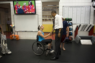 President Barack Obama in Colorado Springs—August 10th, 2012