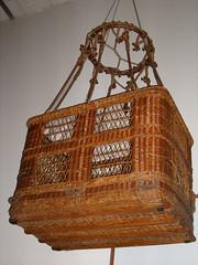 art, wood, wicker, basket, antique, lighting,