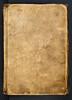 Binding of Herbarius latinus (with German synonyms)