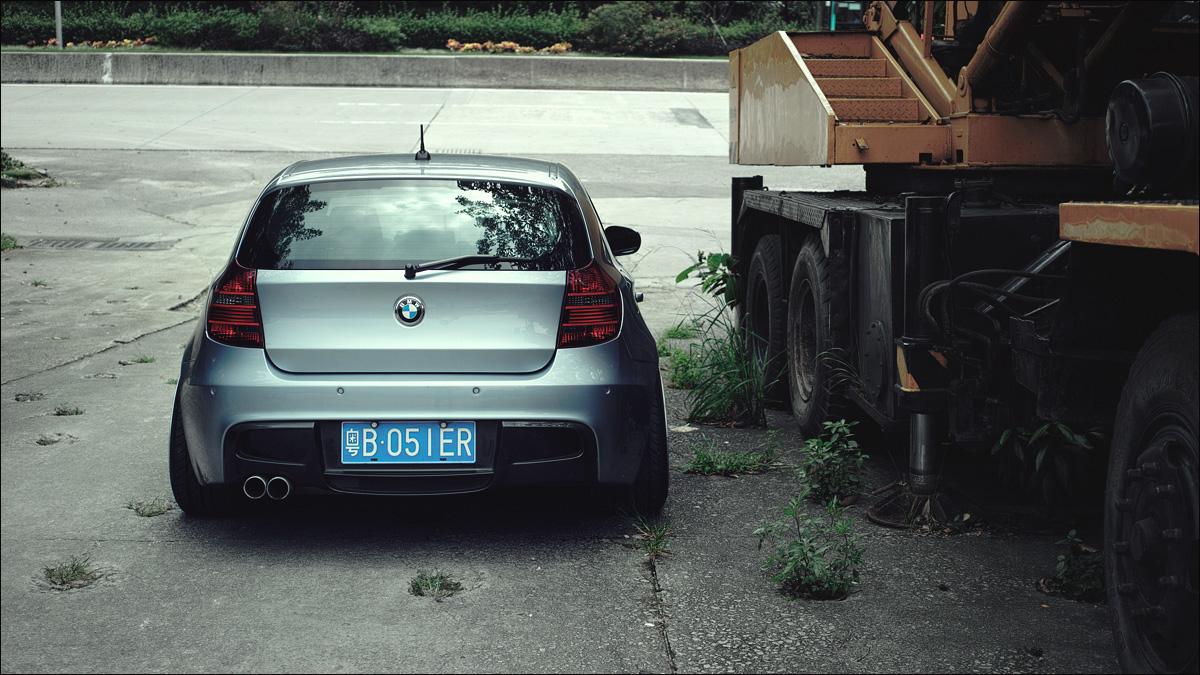 Thread stanced e87 1 series hatchback