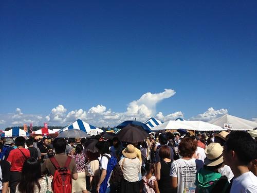 リーゼント雲