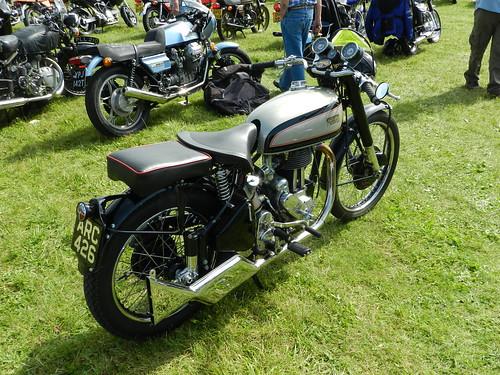 ARC426 Norton motorcycle - The Unapproachable Norton