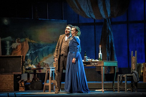 La Boheme (Teatro del Bicentenario)