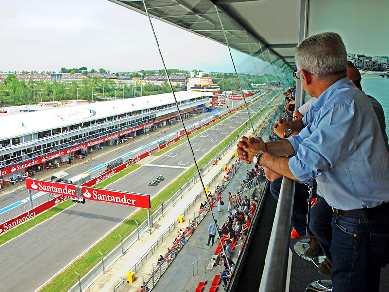Platinum Suite, Spanish Grand Prix, Circuit de Catlunya, Barcelona