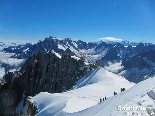 Chamonix, Mont-Blanc - Freedom by GlobeTrotter 2000