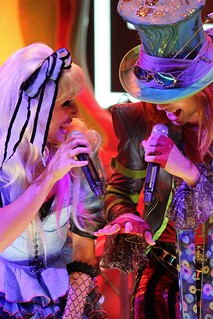 Mad T Party - Alice and Mad Hatter