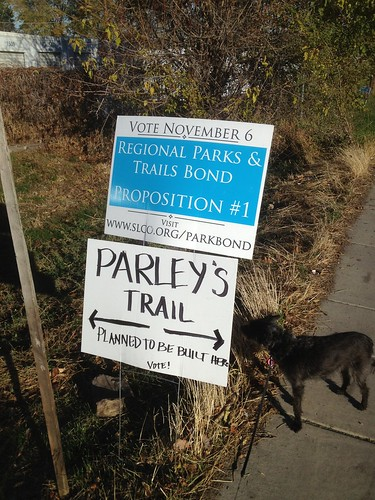 Future Parley's Trail