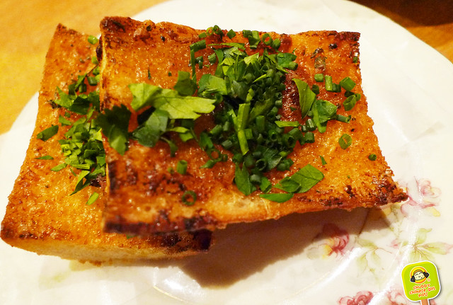 torrisi italian specialty - garlic bread