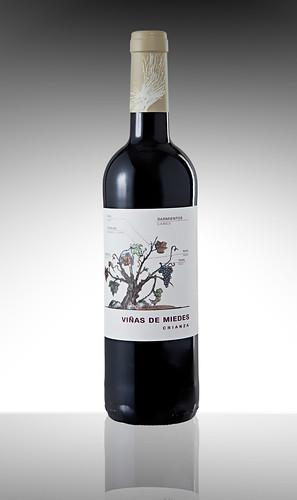 Vino Viñas de Miedes Crianza Bodegas San Alejandro