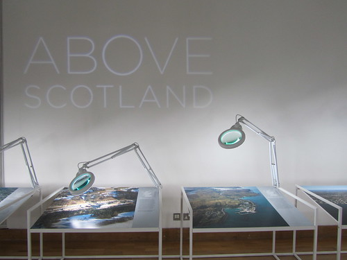 Above Scotland exhibition at the Lighthouse